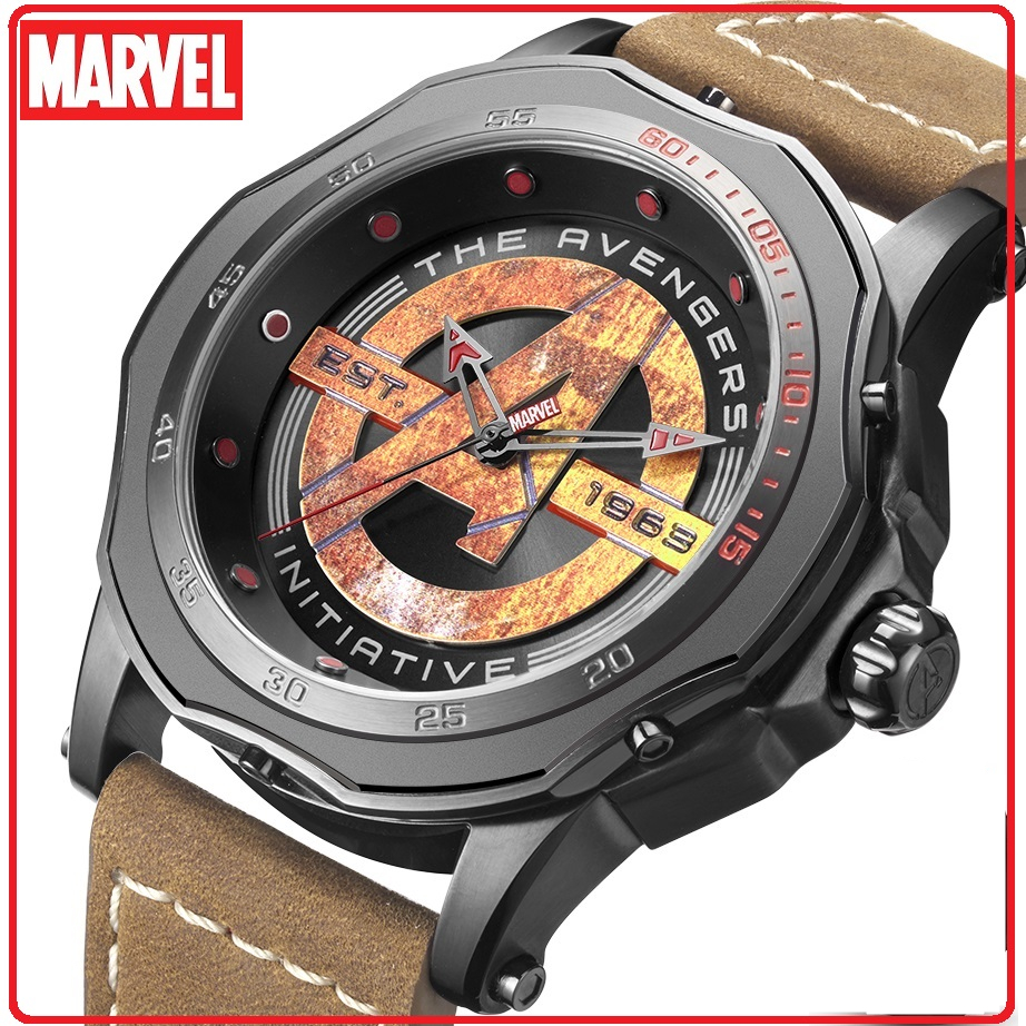 Official Marvel Avengers Quartz Watch M9104