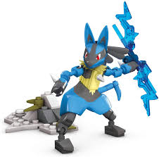 Lucario is Pokemon