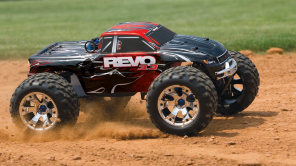 Remote Control Cars & Trucks for Kids
